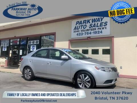 2013 Kia Forte for sale at PARKWAY AUTO SALES OF BRISTOL in Bristol TN