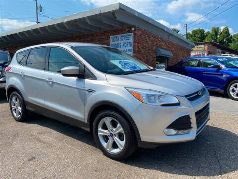 2014 Ford Escape for sale at PARKWAY AUTO SALES OF BRISTOL - Roan Street Motors in Johnson City TN