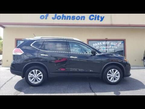 2016 Nissan Rogue for sale at PARKWAY AUTO SALES OF BRISTOL - PARKWAY AUTO JOHNSON CITY in Johnson City TN