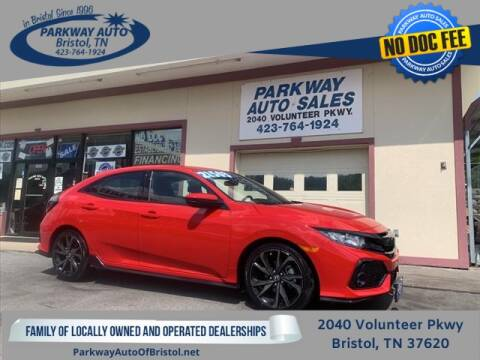 2019 Honda Civic for sale at PARKWAY AUTO SALES OF BRISTOL - PARKWAY AUTO JOHNSON CITY in Johnson City TN