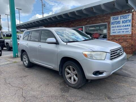 2008 Toyota Highlander for sale at PARKWAY AUTO SALES OF BRISTOL - Roan Street Motors in Johnson City TN