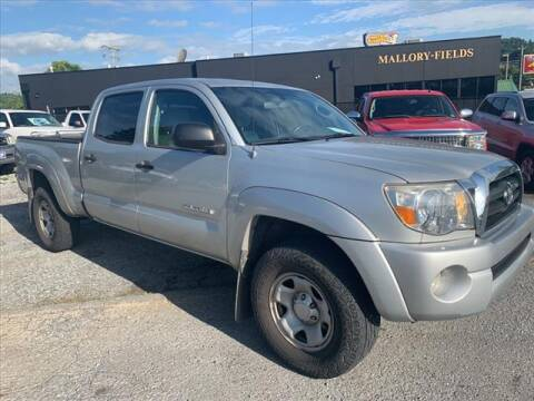 2006 Toyota Tacoma for sale at PARKWAY AUTO SALES OF BRISTOL - Roan Street Motors in Johnson City TN