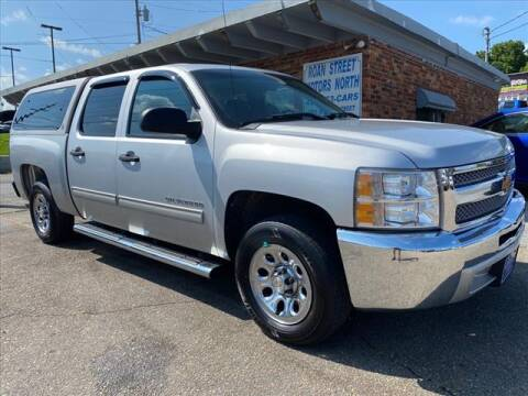 2012 Chevrolet Silverado 1500 for sale at PARKWAY AUTO SALES OF BRISTOL - Roan Street Motors in Johnson City TN