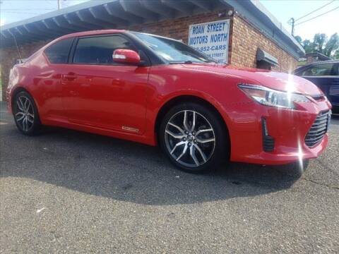 2015 Scion tC for sale at PARKWAY AUTO SALES OF BRISTOL - Roan Street Motors in Johnson City TN