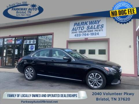 2015 Mercedes-Benz C-Class for sale at PARKWAY AUTO SALES OF BRISTOL in Bristol TN