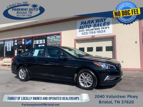 2016 Hyundai Sonata for sale at PARKWAY AUTO SALES OF BRISTOL in Bristol TN