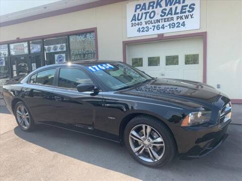 2014 Dodge Charger for sale at PARKWAY AUTO SALES OF BRISTOL in Bristol TN