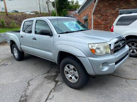 2007 Toyota Tacoma for sale at PARKWAY AUTO SALES OF BRISTOL - Roan Street Motors in Johnson City TN