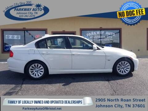 2009 BMW 3 Series for sale at PARKWAY AUTO SALES OF BRISTOL - PARKWAY AUTO JOHNSON CITY in Johnson City TN