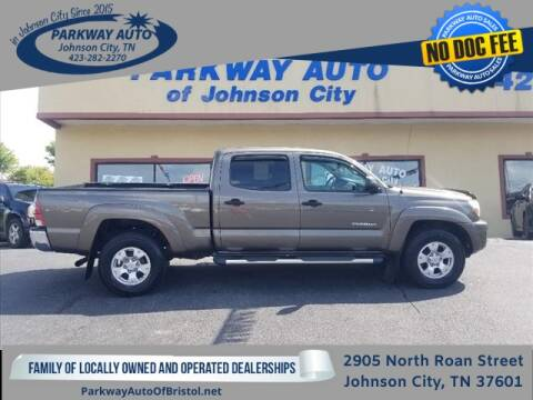 2011 Toyota Tacoma for sale at PARKWAY AUTO SALES OF BRISTOL - PARKWAY AUTO JOHNSON CITY in Johnson City TN