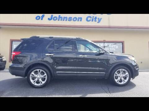 2015 Ford Explorer for sale at PARKWAY AUTO SALES OF BRISTOL - PARKWAY AUTO JOHNSON CITY in Johnson City TN