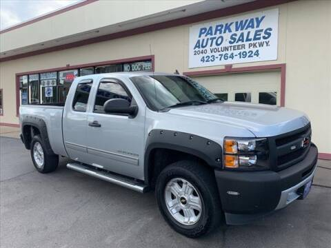 2013 Chevrolet Silverado 1500 for sale at PARKWAY AUTO SALES OF BRISTOL in Bristol TN