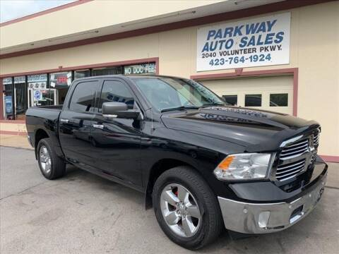 2015 RAM Ram Pickup 1500 for sale at PARKWAY AUTO SALES OF BRISTOL in Bristol TN