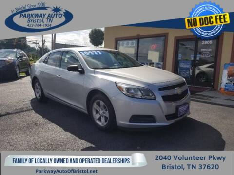 2013 Chevrolet Malibu for sale at PARKWAY AUTO SALES OF BRISTOL in Bristol TN