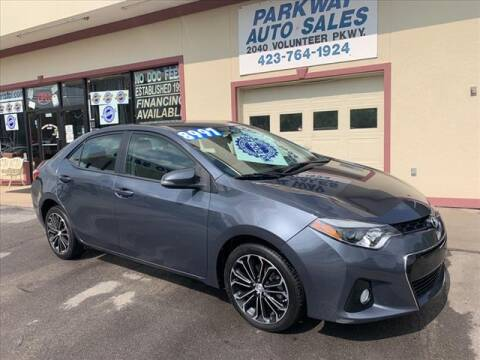 2014 Toyota Corolla for sale at PARKWAY AUTO SALES OF BRISTOL in Bristol TN