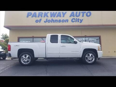 2013 Chevrolet Silverado 1500 for sale at PARKWAY AUTO SALES OF BRISTOL - PARKWAY AUTO JOHNSON CITY in Johnson City TN
