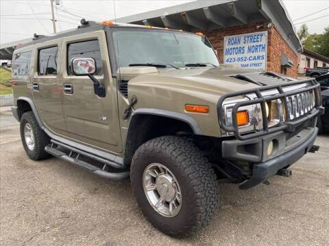 2005 HUMMER H2 for sale at PARKWAY AUTO SALES OF BRISTOL - Roan Street Motors in Johnson City TN