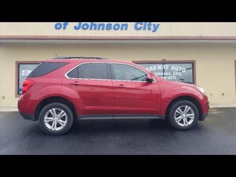 2014 Chevrolet Equinox for sale at PARKWAY AUTO SALES OF BRISTOL - PARKWAY AUTO JOHNSON CITY in Johnson City TN