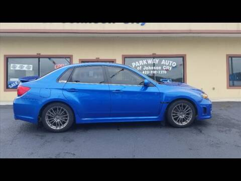 2011 Subaru Impreza for sale at PARKWAY AUTO SALES OF BRISTOL - PARKWAY AUTO JOHNSON CITY in Johnson City TN