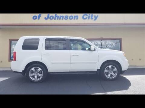 2013 Honda Pilot for sale at PARKWAY AUTO SALES OF BRISTOL - PARKWAY AUTO JOHNSON CITY in Johnson City TN