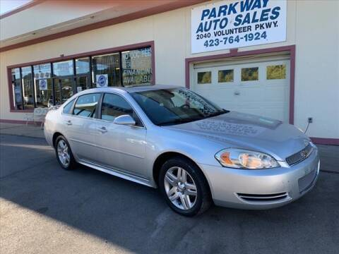 2013 Chevrolet Impala for sale at PARKWAY AUTO SALES OF BRISTOL in Bristol TN