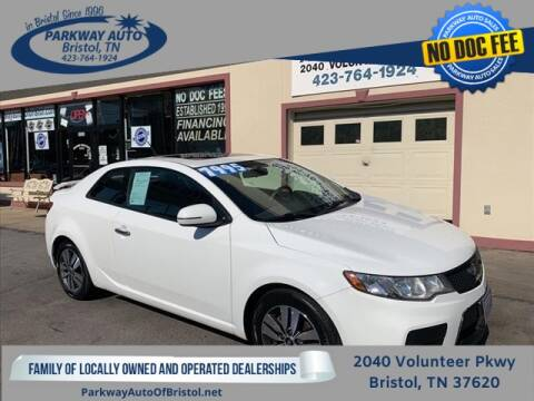 2013 Kia Forte Koup for sale at PARKWAY AUTO SALES OF BRISTOL in Bristol TN