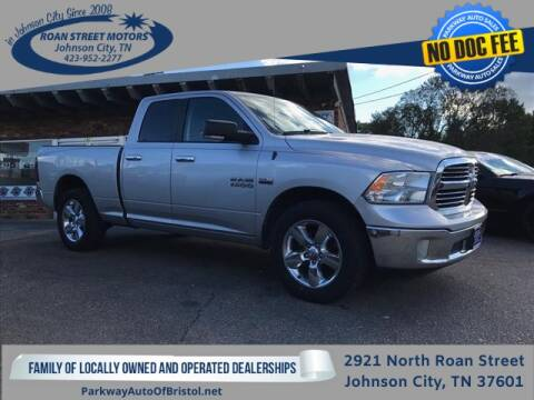 2014 RAM Ram Pickup 1500 for sale at PARKWAY AUTO SALES OF BRISTOL - Roan Street Motors in Johnson City TN