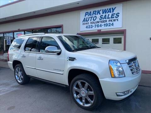 2009 Cadillac Escalade for sale at PARKWAY AUTO SALES OF BRISTOL in Bristol TN
