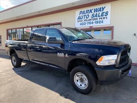 2016 RAM Ram Pickup 2500 for sale at PARKWAY AUTO SALES OF BRISTOL in Bristol TN