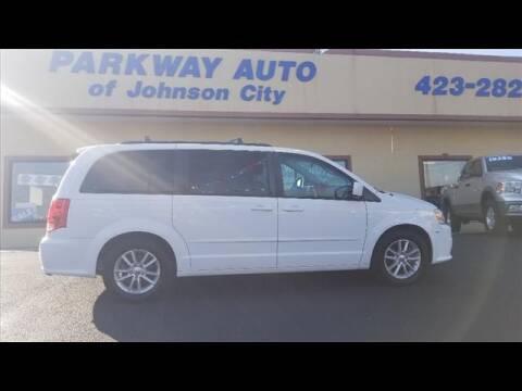 2015 Dodge Grand Caravan for sale at PARKWAY AUTO SALES OF BRISTOL - PARKWAY AUTO JOHNSON CITY in Johnson City TN