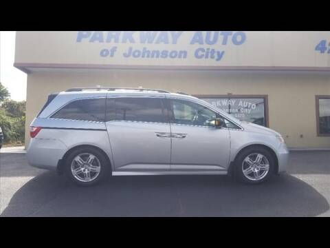 2012 Honda Odyssey for sale at PARKWAY AUTO SALES OF BRISTOL - PARKWAY AUTO JOHNSON CITY in Johnson City TN