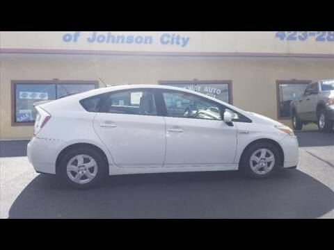 2011 Toyota Prius for sale at PARKWAY AUTO SALES OF BRISTOL - PARKWAY AUTO JOHNSON CITY in Johnson City TN