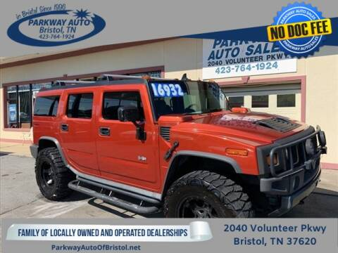 2003 HUMMER H2 for sale at PARKWAY AUTO SALES OF BRISTOL in Bristol TN