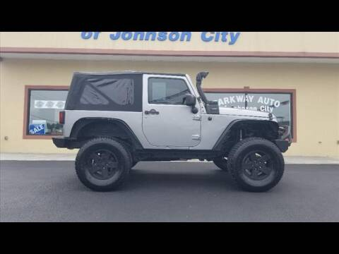 2014 Jeep Wrangler for sale at PARKWAY AUTO SALES OF BRISTOL - PARKWAY AUTO JOHNSON CITY in Johnson City TN
