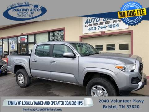 2016 Toyota Tacoma for sale at PARKWAY AUTO SALES OF BRISTOL in Bristol TN