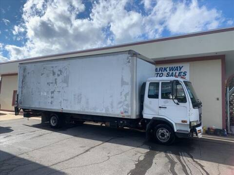 2005 UD Trucks UD2000 for sale at PARKWAY AUTO SALES OF BRISTOL in Bristol TN