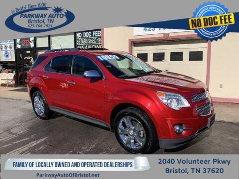 2013 Chevrolet Equinox for sale at PARKWAY AUTO SALES OF BRISTOL in Bristol TN