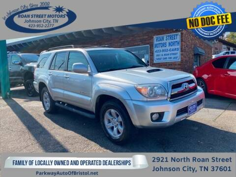 2006 Toyota 4Runner for sale at PARKWAY AUTO SALES OF BRISTOL - Roan Street Motors in Johnson City TN