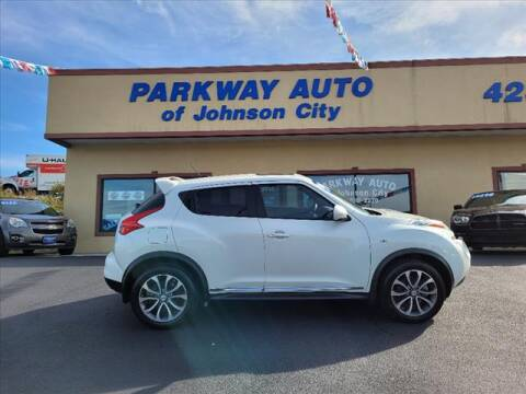 2014 Nissan JUKE for sale at PARKWAY AUTO SALES OF BRISTOL - PARKWAY AUTO JOHNSON CITY in Johnson City TN