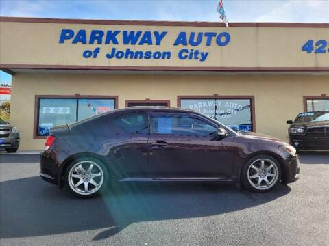 2012 Scion tC for sale at PARKWAY AUTO SALES OF BRISTOL - PARKWAY AUTO JOHNSON CITY in Johnson City TN