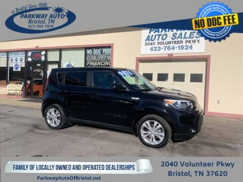 2016 Kia Soul for sale at PARKWAY AUTO SALES OF BRISTOL in Bristol TN