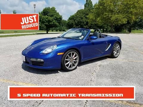 2006 Porsche Boxster for sale in Godfrey, IL