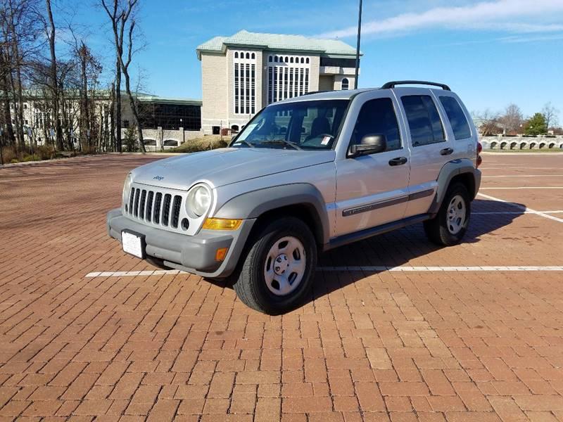 2005 Jeep Liberty Sport 4dr Suv In Godfrey Il Trust Family Auto