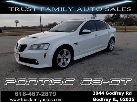 2009 Pontiac G8 for sale in Godfrey, IL