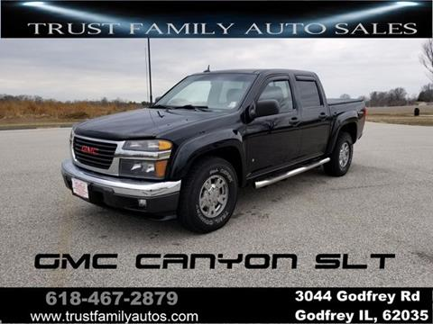 2008 GMC Canyon for sale in Godfrey, IL
