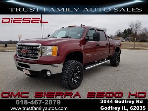 2014 GMC Sierra 2500HD for sale in Godfrey, IL