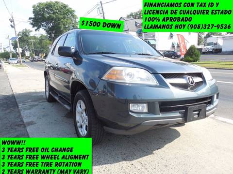 2005 Acura MDX for sale in Elizabeth, NJ