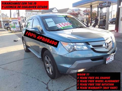2007 Acura MDX for sale in Elizabeth, NJ