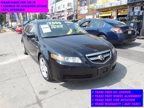 2006 Acura TL for sale in Elizabeth NJ