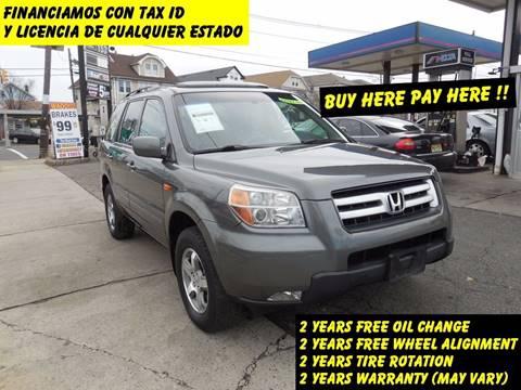 2007 Honda Pilot for sale in Elizabeth, NJ